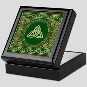Celtic Blanket Keepsake Box