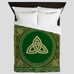 Celtic Blanket Queen Duvet
