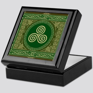 Celtic Blanket Keepsake Box