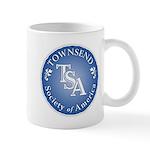 townsend_blue10x10 Mugs