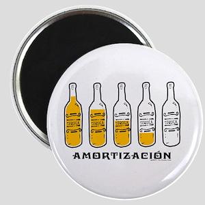 Tequila Amortización - Magnet