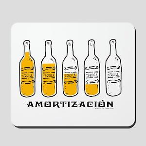 Tequila Amortización -  Mousepad