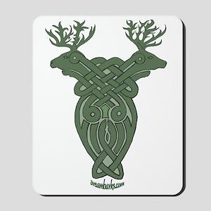 Celtic Stag Mousepad