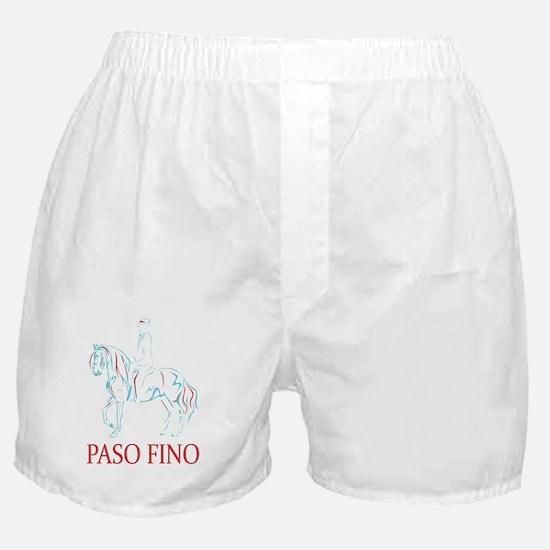 Funny Paso fino Boxer Shorts