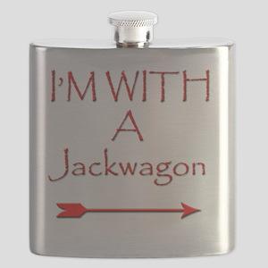 IM with a jackwagon Flask