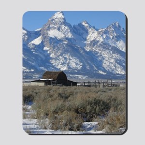 Copy of Tetons 021 Mousepad