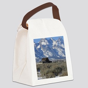 Copy of Tetons 021 Canvas Lunch Bag