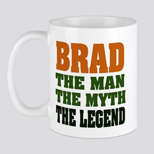 BRAD - the legend Mug