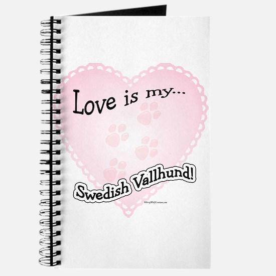 Love is Vallhund Journal