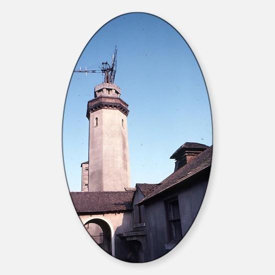 Windmill0008 Sticker (Oval)