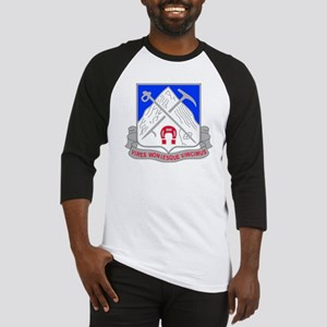 1-87 Infantry Unit Crest Baseball Jersey