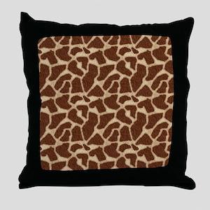 blanketgirrafe Throw Pillow