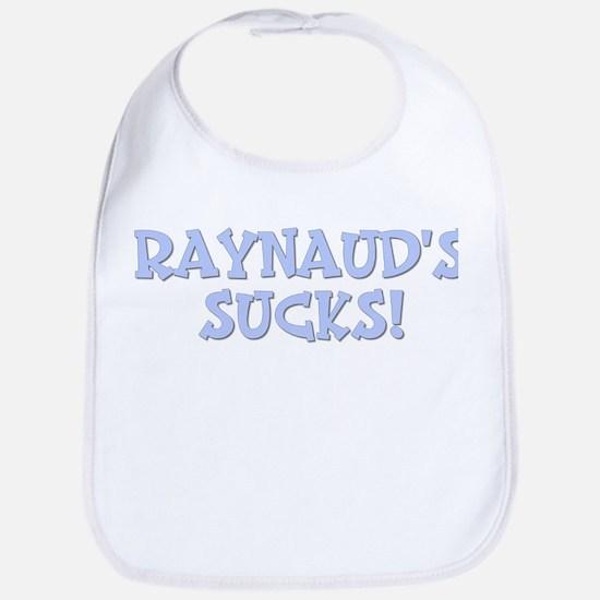 Raynaud's Sucks! Bib
