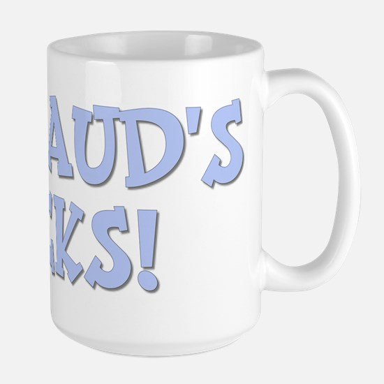Raynaud's Sucks! Large Mug