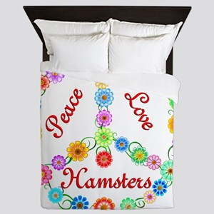 hamsters Queen Duvet