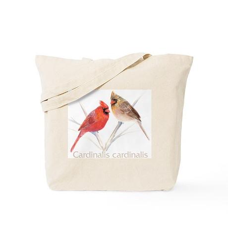 Cardinals 2 sides Tote Bag
