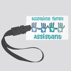Occupational Therapy Assistant 4 Large Luggage Tag