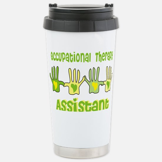 Occupational Therapy Assistant  Stainless Steel Tr