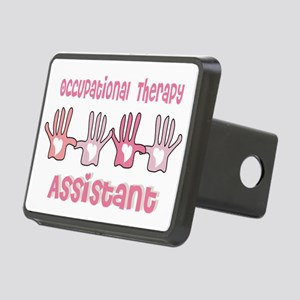 Occupational Therapy Assis Rectangular Hitch Cover