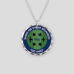 emblem3b Necklace Circle Charm