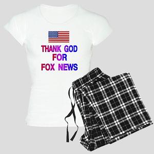 FOX NEWS Women's Light Pajamas