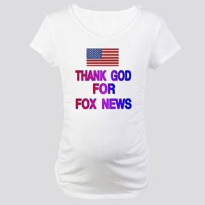 FOX NEWS Maternity T-Shirt