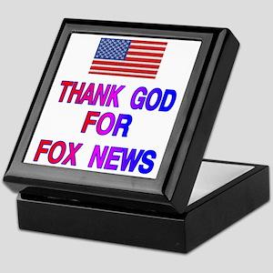 FOX NEWS Keepsake Box