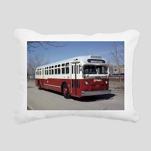 Regina200b Rectangular Canvas Pillow