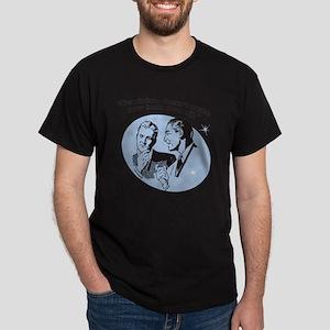 Feminism Doesnt Make... Dark T-Shirt