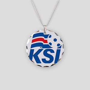 Iceland_FA Necklace Circle Charm