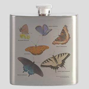 12x12_BflyT2011 Flask
