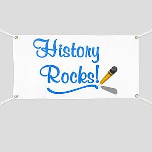 History Rocks Banner