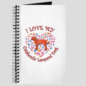 Love Catahoula Journal