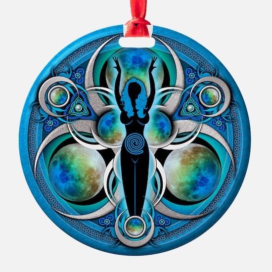 Goddess Design - 005 - Water Ornament