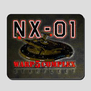 NX01 LFPW Enterprise Mousepad