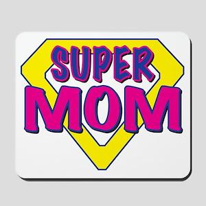 super MOM-outline Mousepad