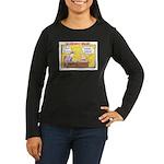 User Error Women's Long Sleeve Dark T-Shirt