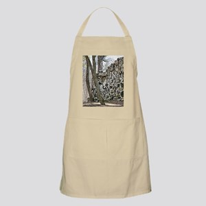 wall of stone_iphone Apron