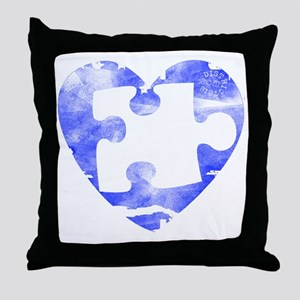 missing_puzzle_piece_from_heart_1 Throw Pillow