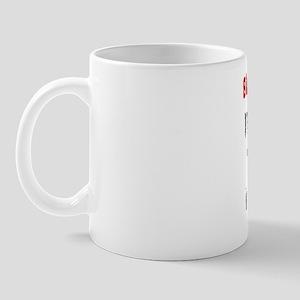 It pushes Hald NEW 2011 Mug