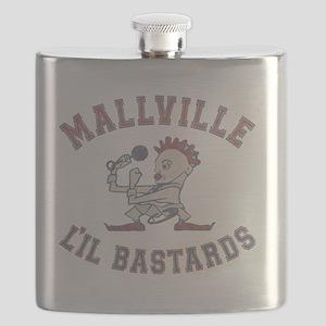 mallville-lilbastard-t-shirt Flask