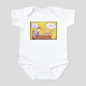 Deleting Emails Infant Bodysuit