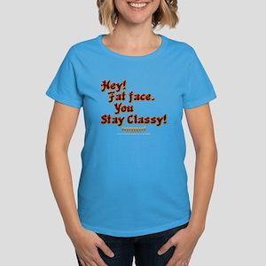 Stay Classy Women's Dark T-Shirt