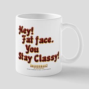Stay Classy Mug