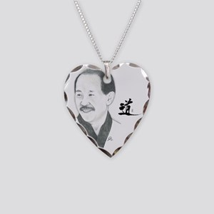 HCHwang_smile Necklace Heart Charm