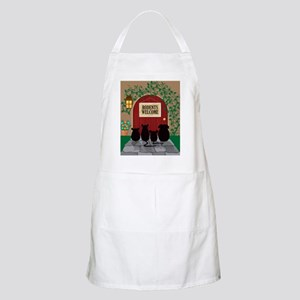 welcomerodents12 Apron