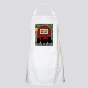 welcomerodents9 Apron