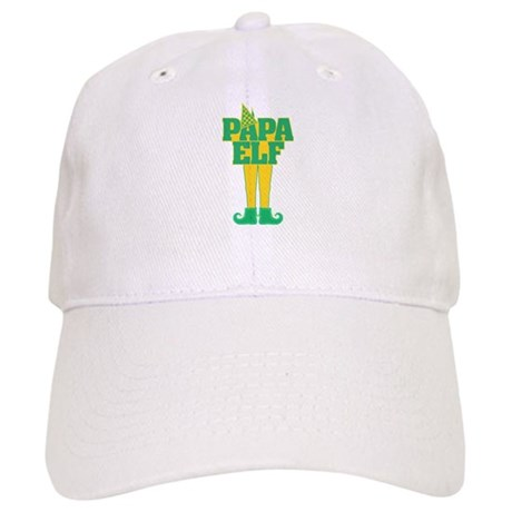 Papa Elf Cap