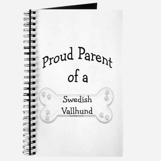 Vallhund Proud Parent Journal