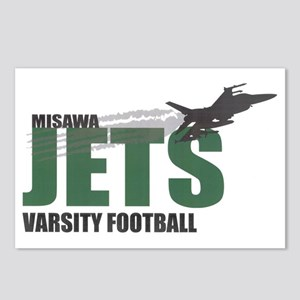 jets_logo_trans Postcards (Package of 8)